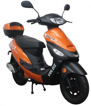 Veloz Scooter SC-01 50cc Moped Scooter Best Seller