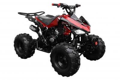Coolster 125cc RacerPro ATV Red