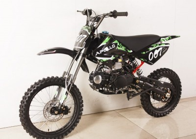 Apollo 125cc DB-007 Dirt Bike Main