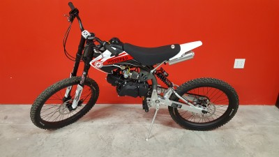 Motoped Pro - Motorized 49cc Mountain Bike