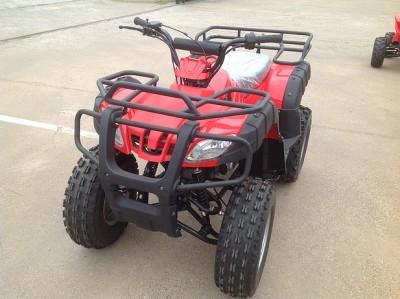RPS Desert 150cc Utility Type ATV CVT Reverse Red