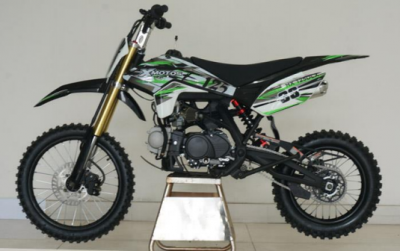 RPS XMoto 125cc Deluxe Dirt Bike