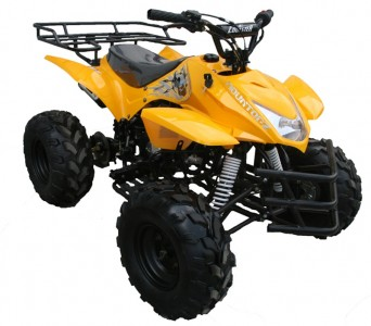 Coolster 125cc SportRunner Kid ATV Yellow