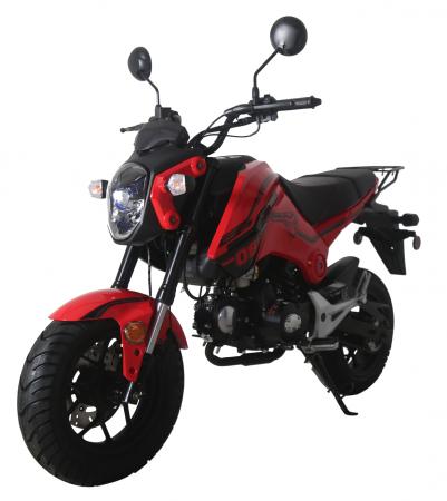 TAOTAO HELLCAT 125cc Motorcycle Red