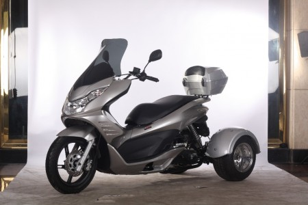 Icebear 50cc Q6 - Silver