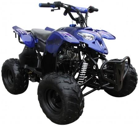 Coolster 110cc 3050B ATV blue