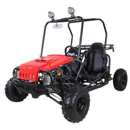 Tao Tao 110cc Jeep Max GoKart Red