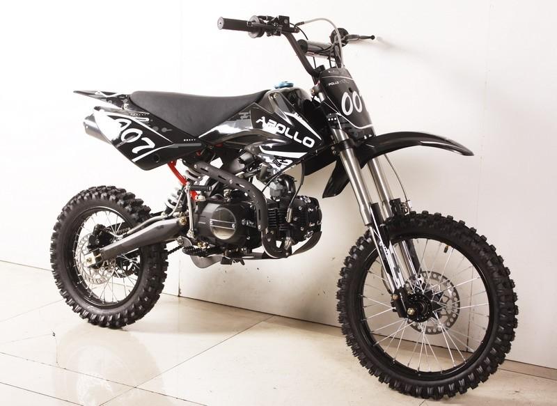 apollo 125cc db 007 dirt bike. Black Bedroom Furniture Sets. Home Design Ideas
