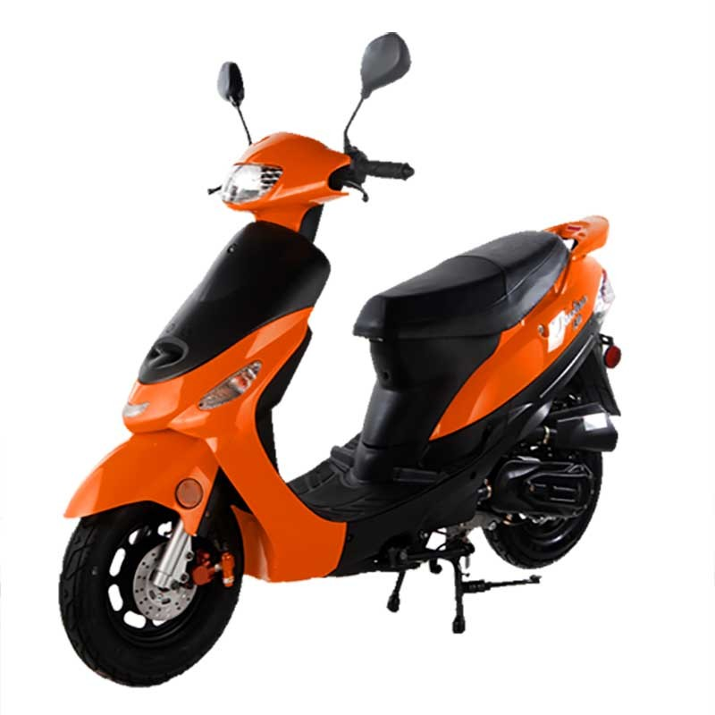 taotao 50cc euro gas scooter moped. Black Bedroom Furniture Sets. Home Design Ideas