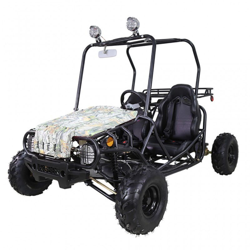 Tao Tao 110cc Jeep Max GoKart Fully-Automatic with Reverse