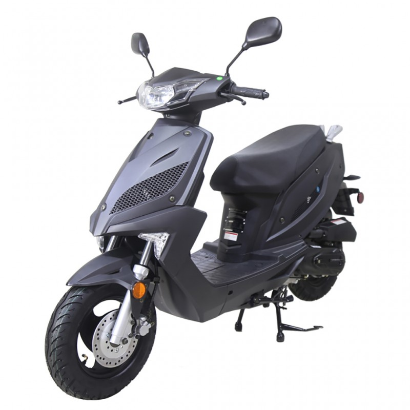 tao tao 50cc new speed scooter. Black Bedroom Furniture Sets. Home Design Ideas