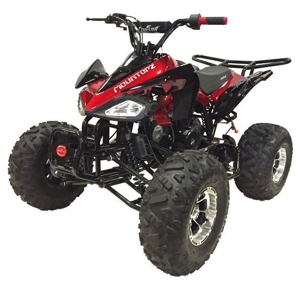 Coolster 125cc 3125CX-3 Fully Automatic Mid Size ATV w/ Aluminum Wheels