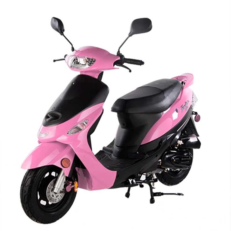 Taotao 50cc Atm 50a1 Pony 50 Gas Scooter Moped