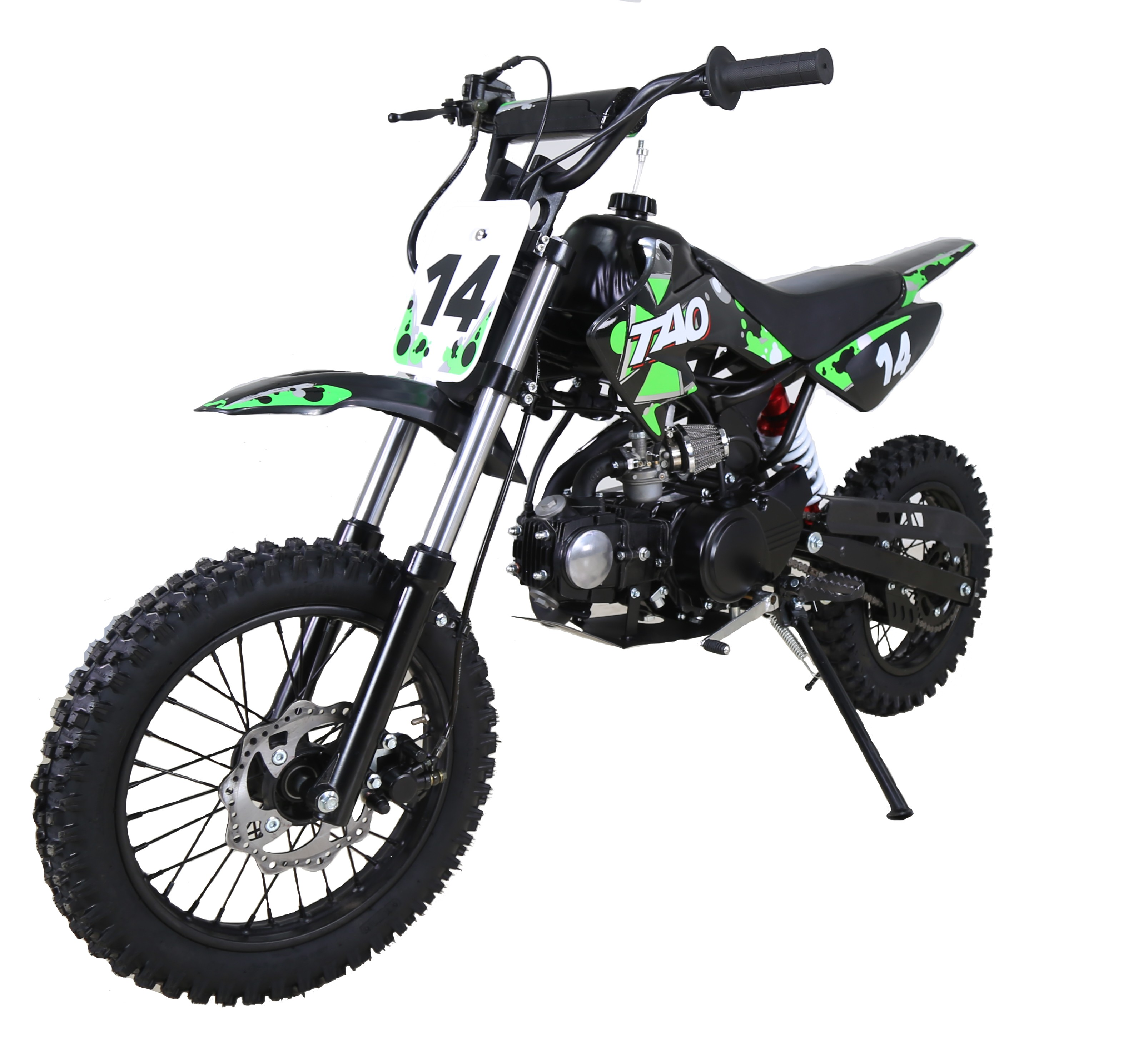 TaoTao 110cc DB-14 Semi-Automatic Pit Dirt Bike