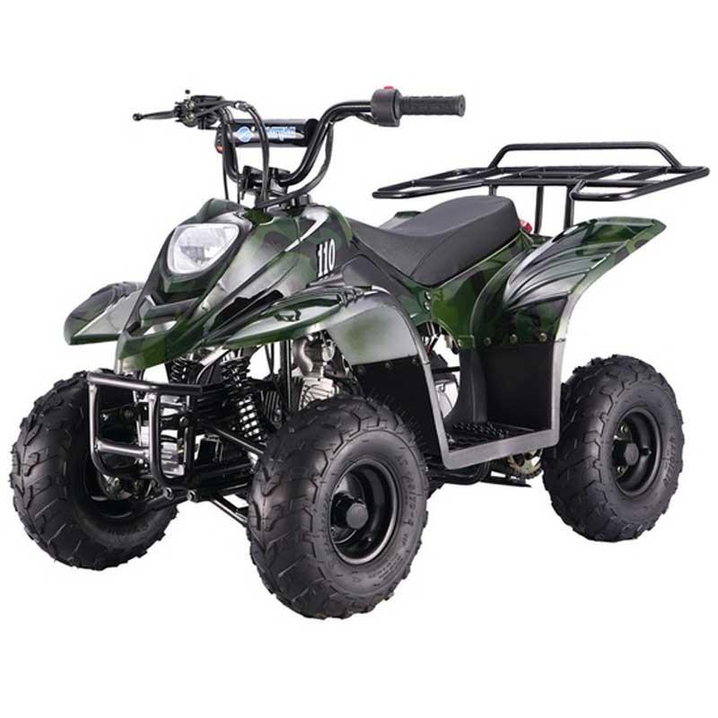 110cc Atv For Sale >> Taotao 110cc Boulder B1 Kids Atv