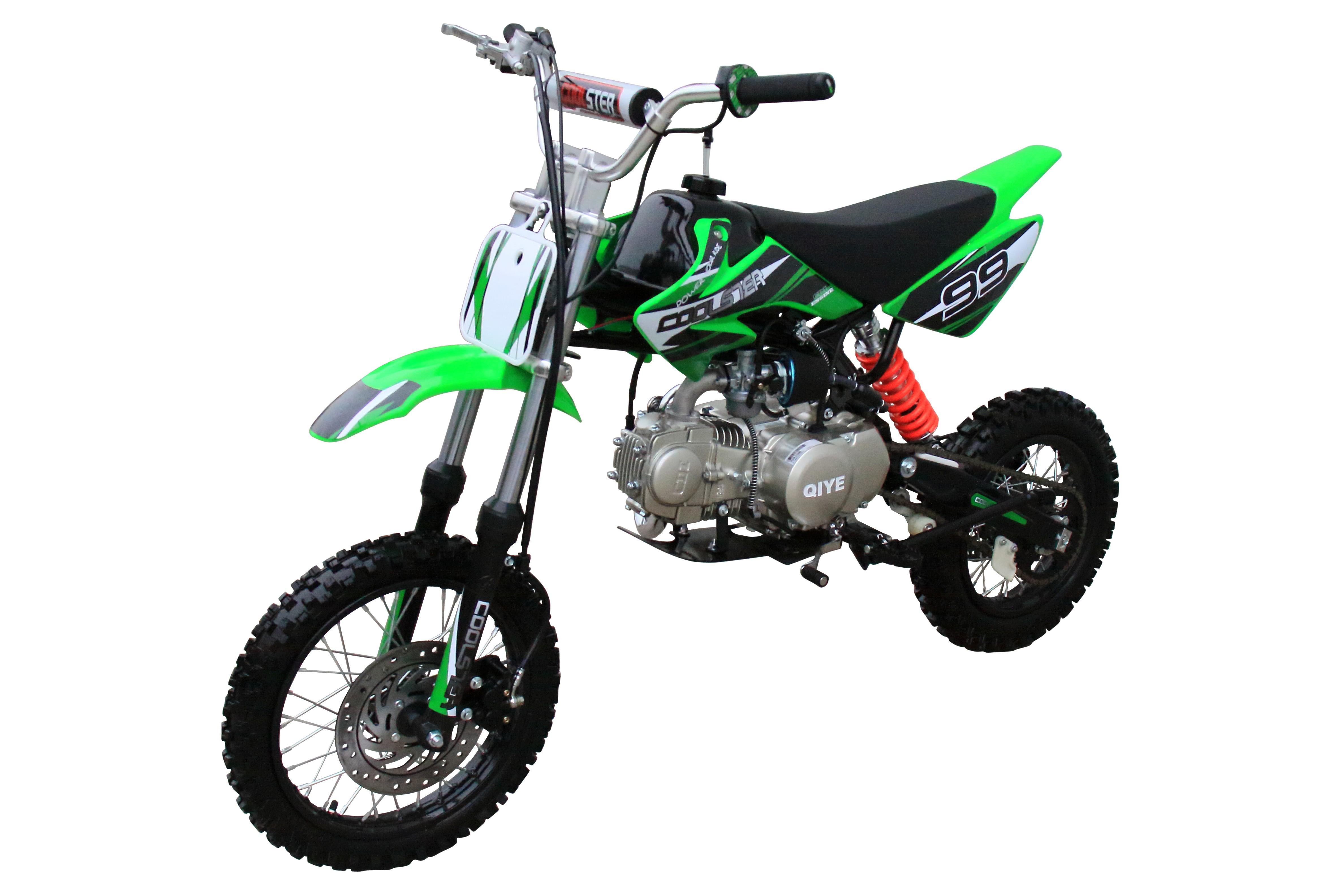 Coolster 125cc Xr125 Semi Auto Pit Dirt Bike