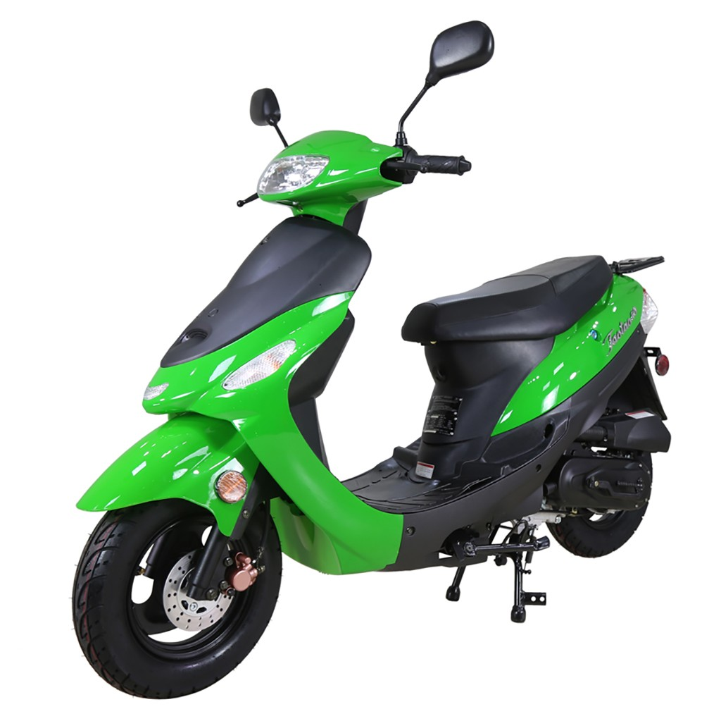 taotao 50cc atm 50a1 pony 50 gas scooter moped. Black Bedroom Furniture Sets. Home Design Ideas