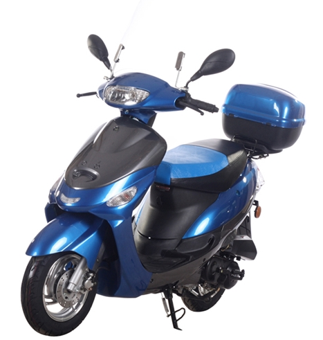 Icebear 50cc 4 Automatic Scooter