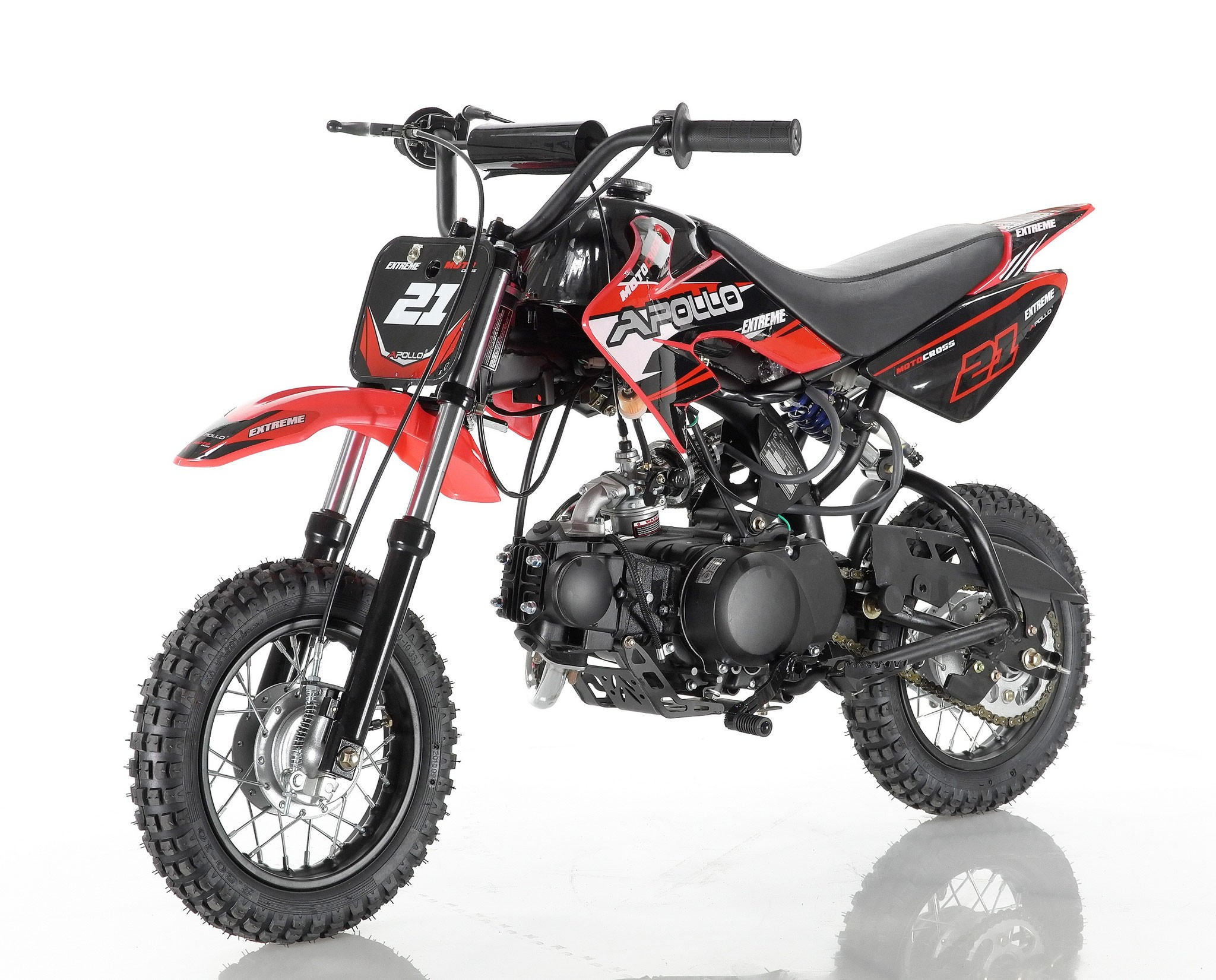 apollo 70cc db 21 3 speed simi auto pit dirt bike. Black Bedroom Furniture Sets. Home Design Ideas