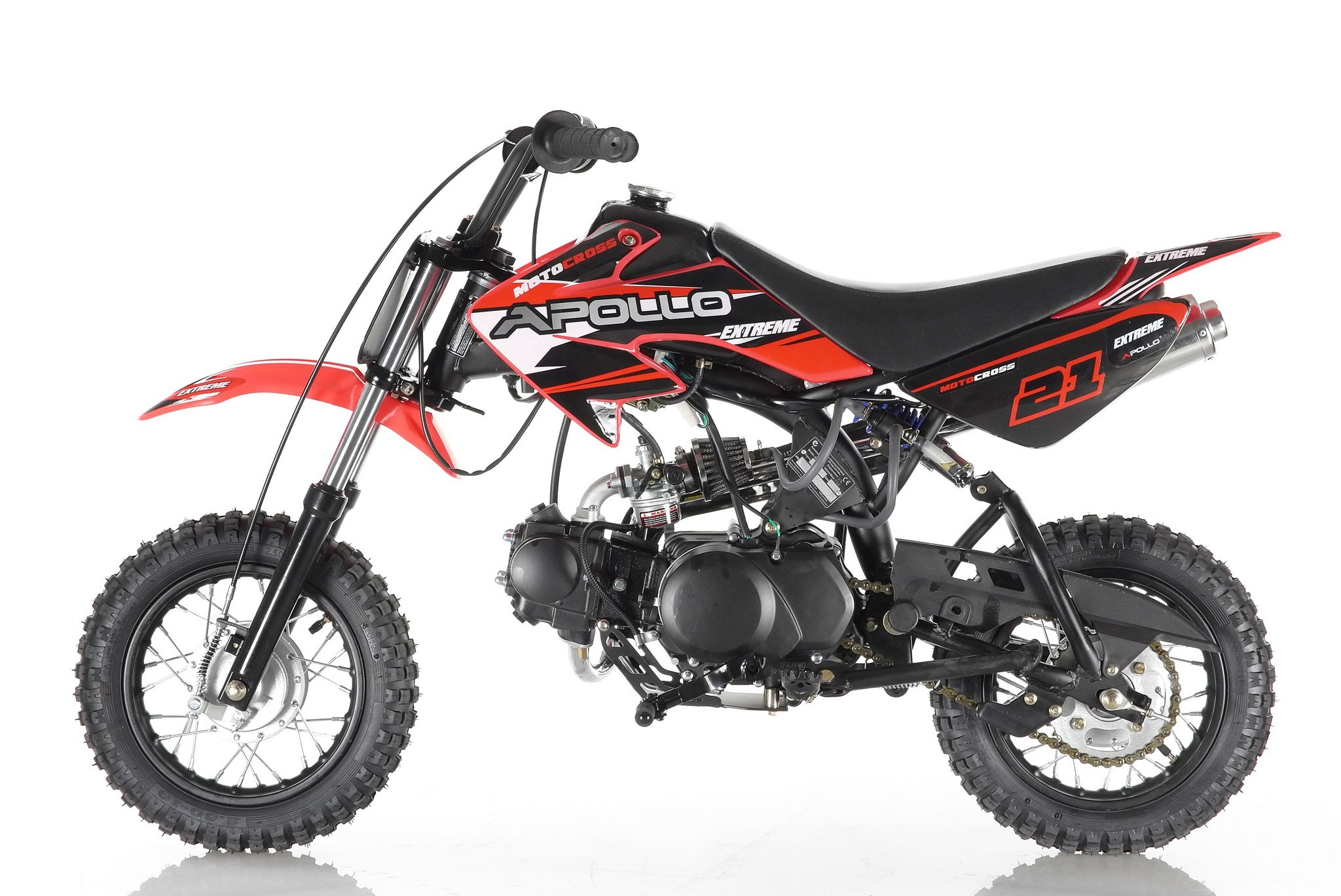 20f7017bf86 ... Apollo 70cc DB-21 3 Speed Semi Auto Pit Dirt Bike ...