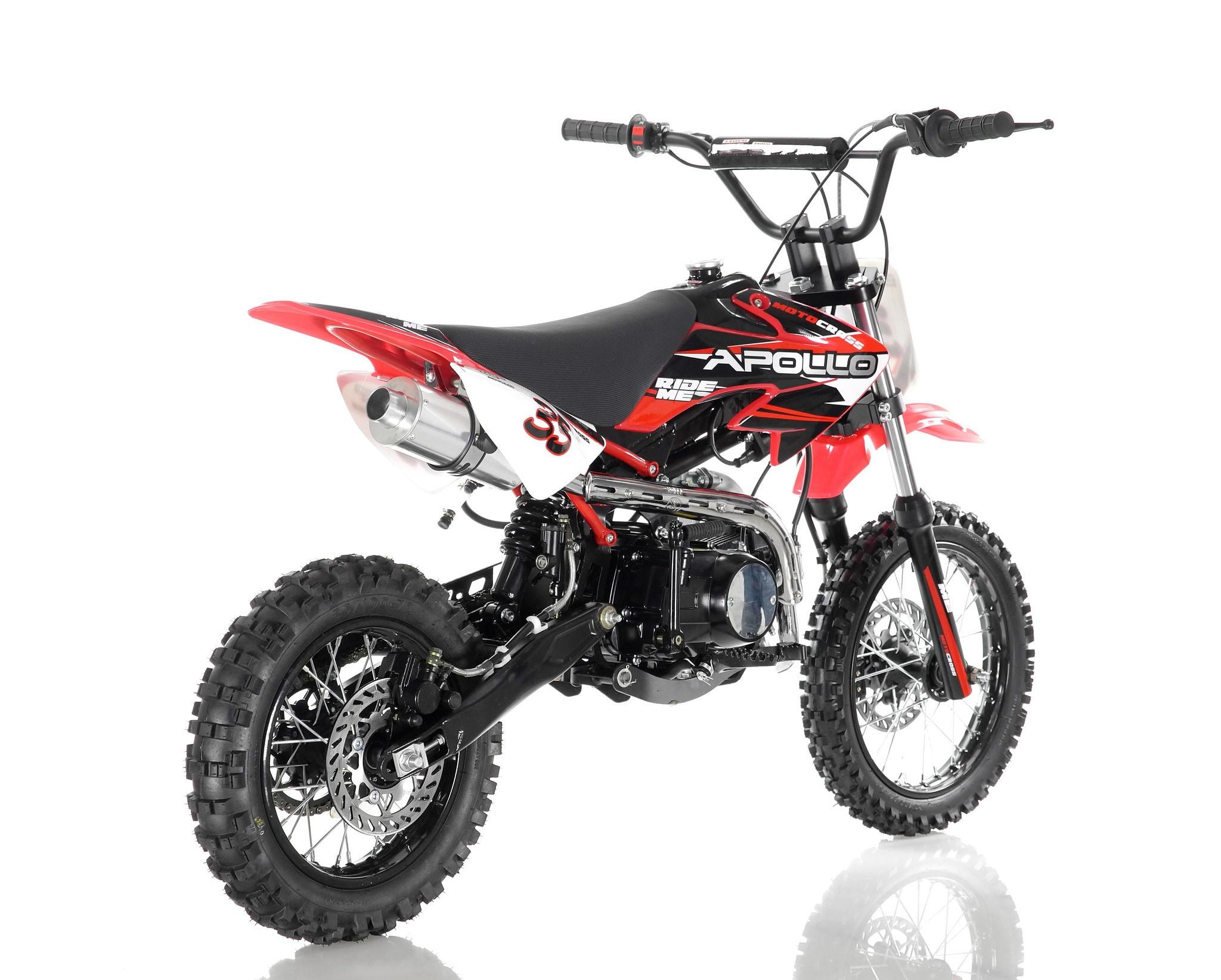 apollo 125cc db 35 dirt bike. Black Bedroom Furniture Sets. Home Design Ideas