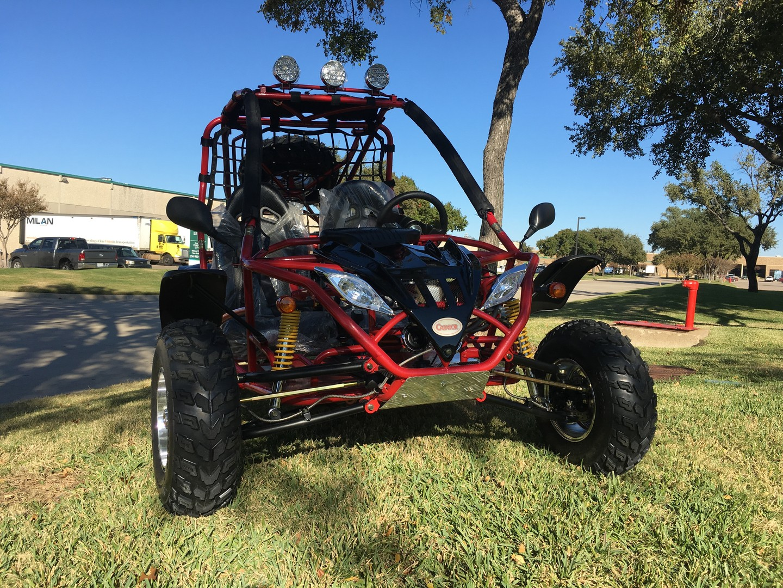 Go Kart Dallas >> VZ Monster 200 Go Kart