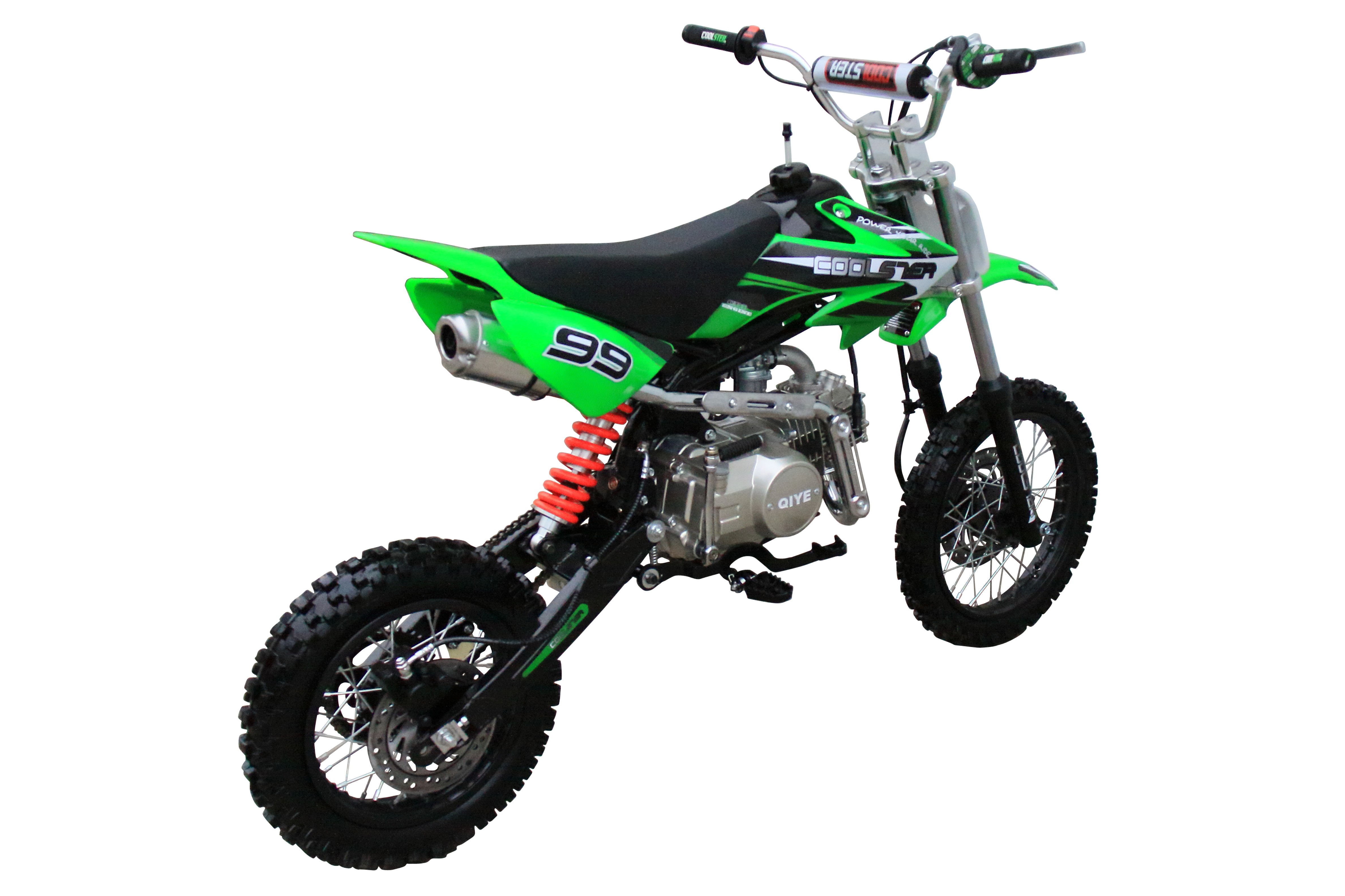 Coolster 125cc XR125 Manual Pit Dirt Bike