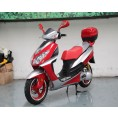 Roketa 150 Scooter Type 75Y Red