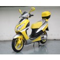 Roketa 150 Scooter Type 75Y Yellow
