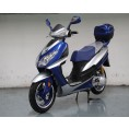 Roketa 150 Scooter Type 75Y Blue