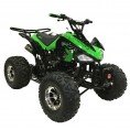 Coolster 125cc 3125CX-3 Fully Automatic Mid Size ATV w/ Aluminum Wheels Green