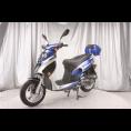 Vitacci 150cc BAHAMA Gas Scooter Moped Blue