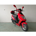 Vitacci Runner49cc Scooter, 4 Stroke, Air-Forced Cool, Single Cylinder - Burgundy