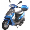 Icebear 50cc 4J Automatic Scooter Blue