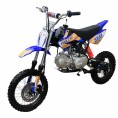 Coolster 125 Pit Bike XR-125 Manual Blue