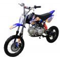 Coolster 125 Pit Bike XR-125 Semi-auto Blue