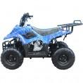 TaoTao 110cc Boulder B1 Kids ATV Spider Blue