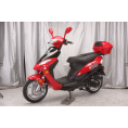 Vitacci SOLANA 49cc QT-5 Scooter, 4 Stroke, Air-Forced Cool, Single Cylinder - Burgundy