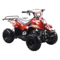Coolster 110cc SportMax Kids ATV Red