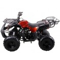 Coolster 125cc Utility-Max Kids ATV Red
