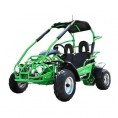 Trailmaster 200cc XRX Mid Go Kart CA Carb Approved Green