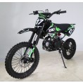 TaoTao 125cc DB-17 4 Speed Manual Transmission Pit Dirt Bike Green