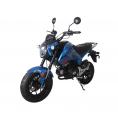 Tao Tao 125cc Hellcat Motorcycle Blue