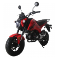 Tao Tao 125cc Hellcat Motorcycle Red