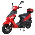 TaoTao 50cc ATM 50A1 Gas Scooter Moped Red