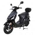 TaoTao 50cc ATM 50A1 Gas Scooter Moped Black