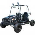 Tao Tao 110cc Jeep Max GoKart Fully-Automatic with Reverse Black