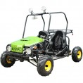 Tao Tao 110cc Jeep Max GoKart Fully-Automatic with Reverse Green