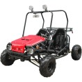 Tao Tao 110cc Jeep Max GoKart Fully-Automatic with Reverse Red