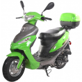 Icebear 50cc 4J Automatic Scooter Neon Green
